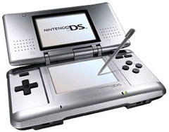 Nintendo DS. Touch!